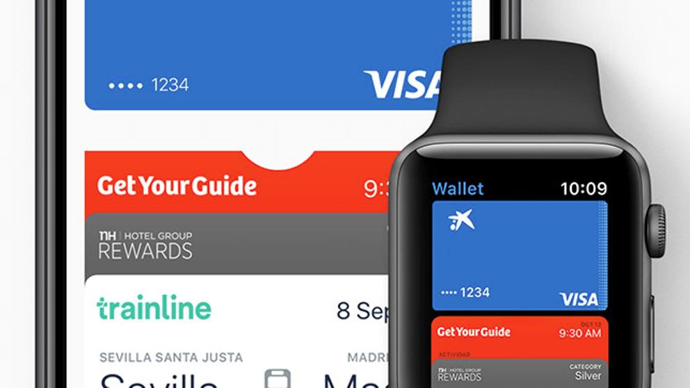 Apple Pay llega a CaixaBank e imaginBank