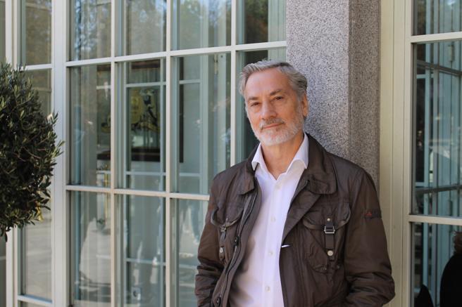 Luis Castellanos asegura que cree en el poder del lenguaje como revulsivo para la educación