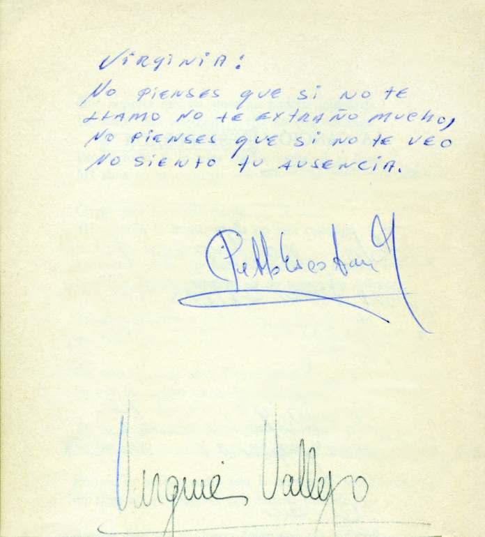 Vallejo conserva una nota manuscrita de Escobar que aparece en el libro junto a otros documentos que testifican sus cinco años de relación con narcotraficante y responsable de miles de muertos en Colombia