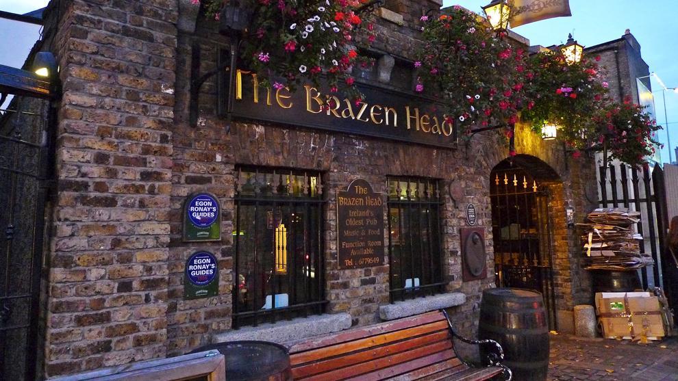 El pub que sirve cerveza desde hace ocho siglos