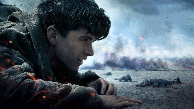 Fotograma de la película Dunkerque