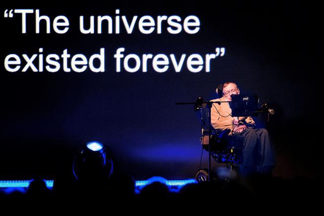 Hawking veía negro el futuro de la Tierra a largo plazo