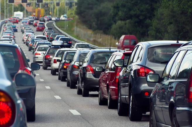 Las vías interurbanas también se pueden congestionar, sobretodo estos días de Semana Santa