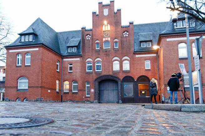 Imagen de la prisión de Neumünster, en la que permanece retenido el expresident Carles Puigdemont