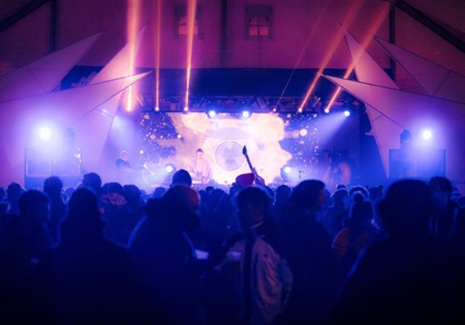 El Hibernation Festival se celebra en Pas de la Casa del 31 de marzo al 1 de abril