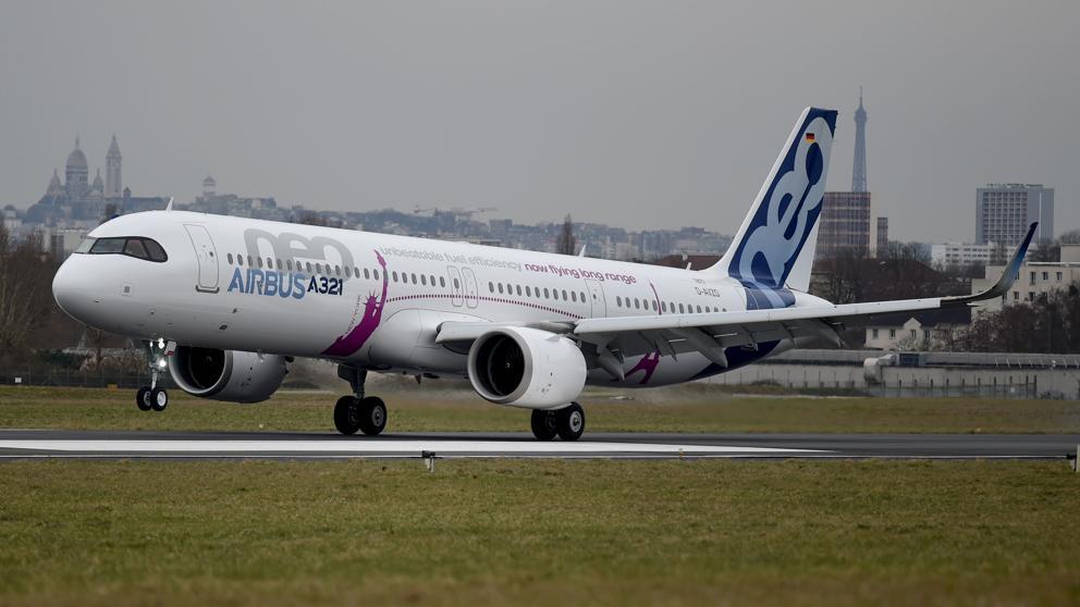 Resultado de imagen para A321neo lr seychelles toulouse
