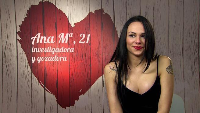 Ana María en 'First Dates': 'venimos de los aliens'