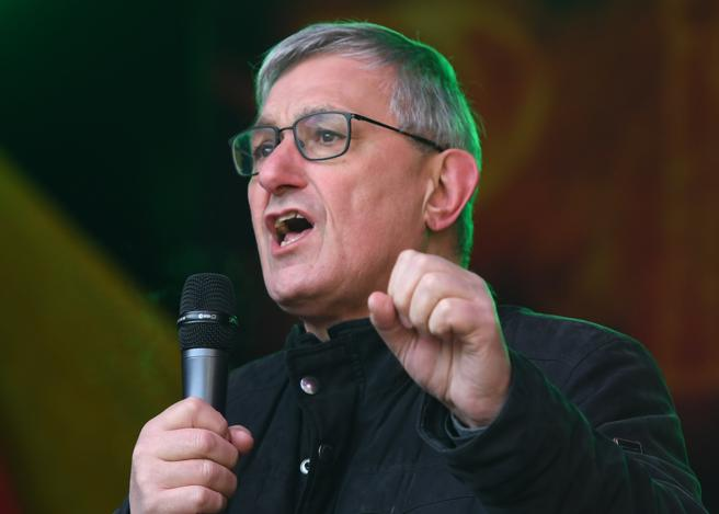 Bernd Riexinger, copresidente de Die Linke, también se ha pronunciado sobre el 'affaire Puigdemont'