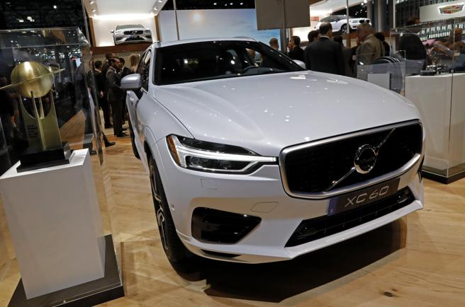 El Volvo XC60 ha recibido la distinción Coche del Año en el Mundo 2018