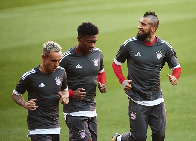 El Bayern teme el ambiente de las grandes noches del Pizjuán