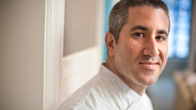 El cocinero Michael Solomonov
