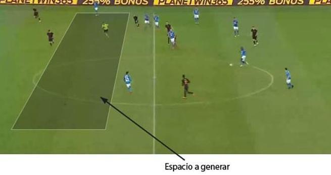 El tsunami de Messi, una de las claves tácticas del Barça - Roma