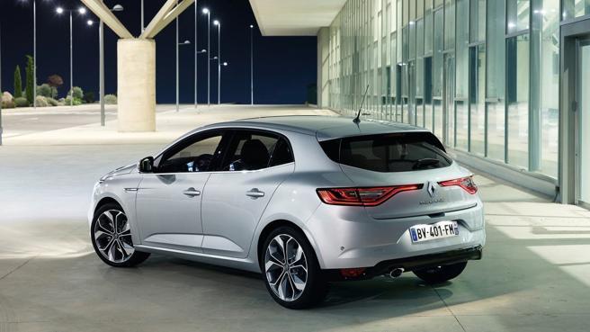 El Megane es el segundo Renault que aparece en este top 10
