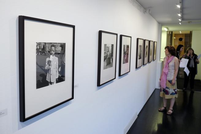 Exposición de Viviane Maier en la galería Colectania