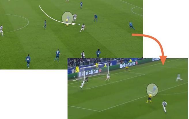 La entrada de Lucas Vázquez, una de las claves tácticas del Juventus - Real Madrid