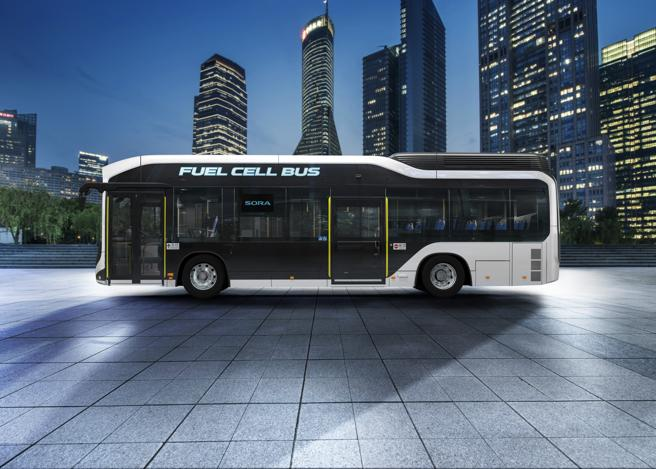El autobús cuenta con varios sistemas de confort de la marcha, pensando en la comodidad de los pasajeros