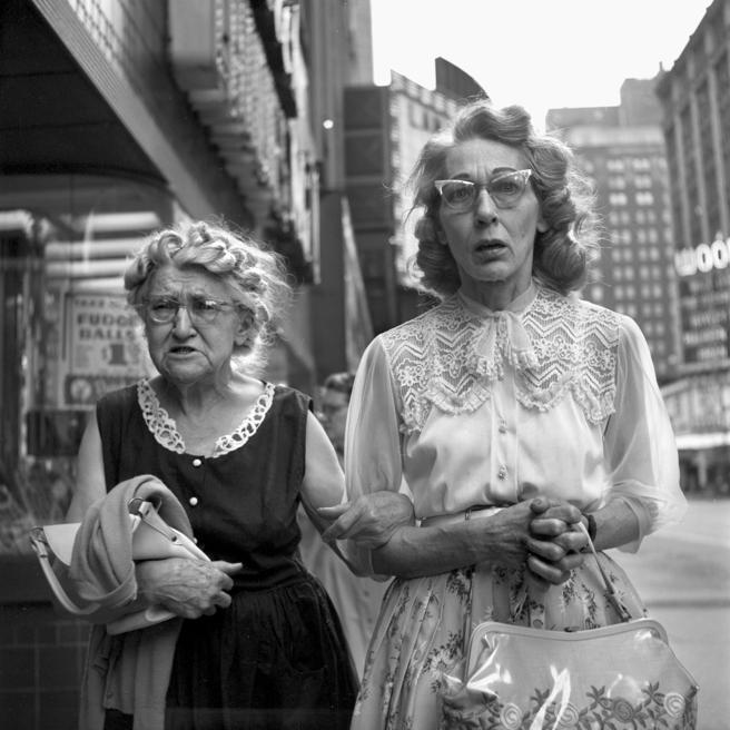 Vivian Maier, Chicago, Illinois. 1961.
