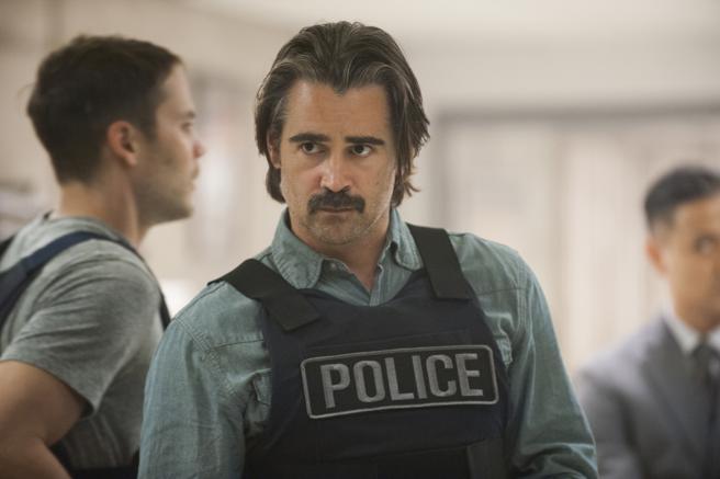 Colin Farrell protagonizaba la segunda temporada.