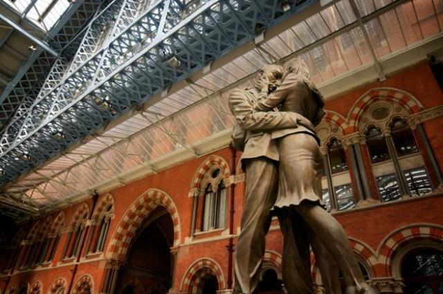 'The lovers', Paul Day, Londres (Reino Unidos)