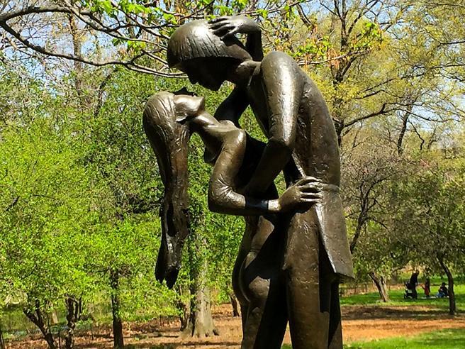 'Romeo y Julieta' en Central Park, Nueva York