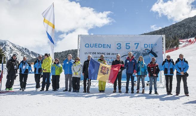 Comité de honor de la Copa del Mundo de Esquí Alpino 2019