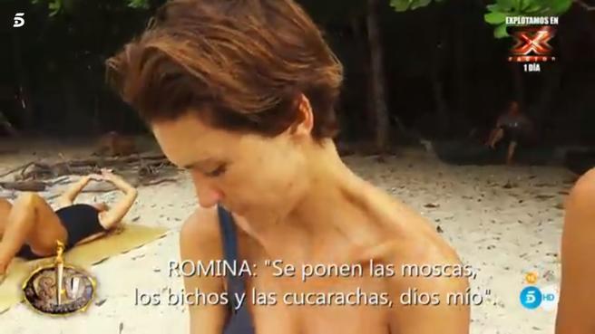 'Supervivientes': María Jesús y Romina comentan el nuevo accidente escatológico de Honduras