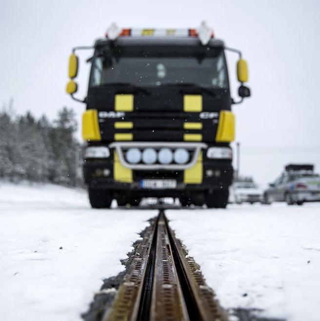 El sistema está preparado para funcionar aunque nieva o llueva