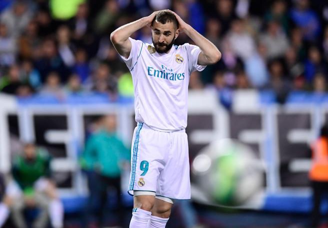 Benzema volvió a perdonar.