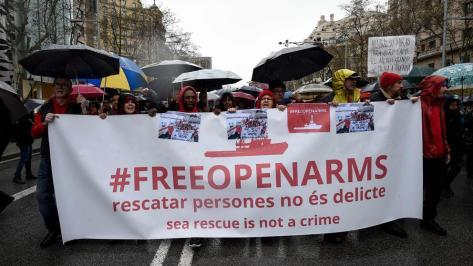 La justicia italiana libera el barco de Open Arms y permite que vuelva a los rescates en el Mediterráneo
