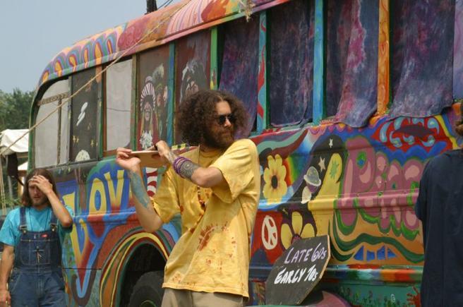 El estilo de vida hippie es ahora el movimiento #vanlife