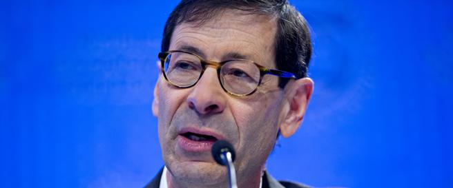 Maurice Obstfeld, economista jede del FMI