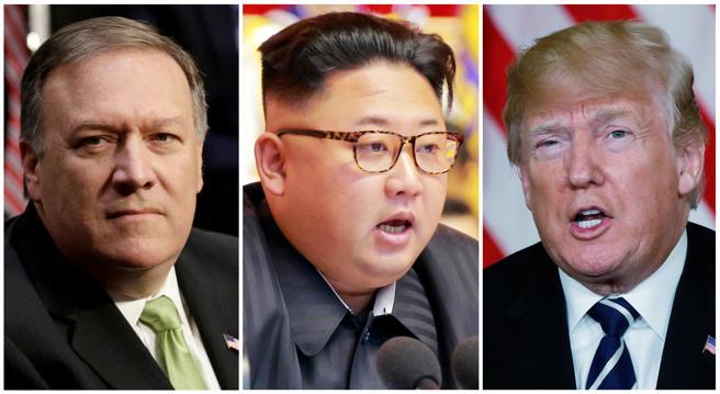 La filtración del encuentro entre Pompeu y Kim Jong Un se produce horas después de que Trump hablara de que ambos países ya habían tenido una reunión de alto nivel