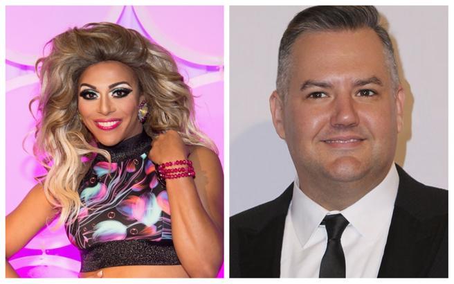 Shangela y Ross Mathews de 'RuPaul's Drag Race' comentarán Eurovisión en EEUU