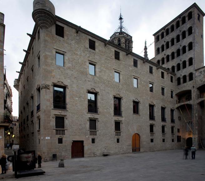 Palacio de los Virreyes o Palau del Lloctinent
