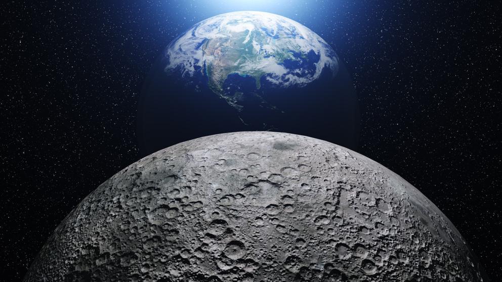 Los días se alargan a medida que la Luna se aleja de la Tierra