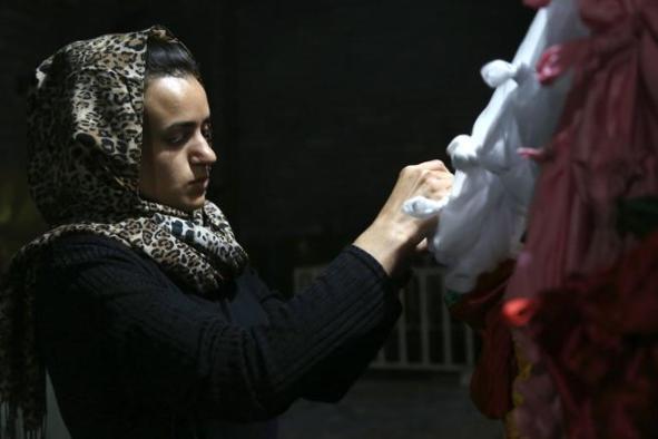 Una joven huye desde Irak hasta Alemania del yihadista que la esclavizó sexualmente y se lo encuentra en un supermercado
