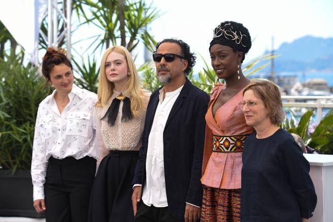 Los miembros del jurado de Cannes 2019.
