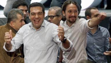 Resultado de imagen para derrota de syriza