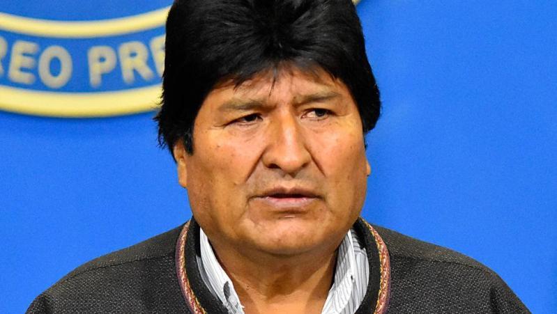Evo Morales renuncia a la presidencia de Bolivia y abandona La Paz