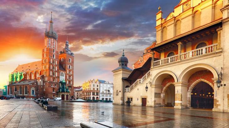 Cracovia, ciudad de leyendas
