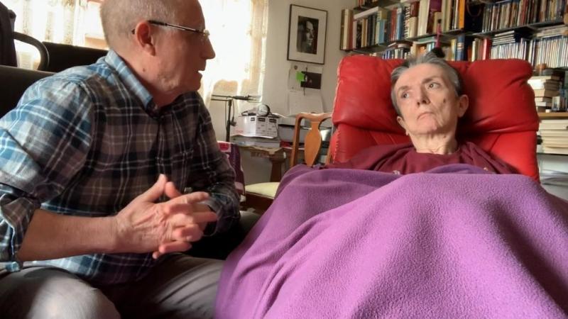 En libertad el hombre detenido por ayudar a morir a su mujer enferma