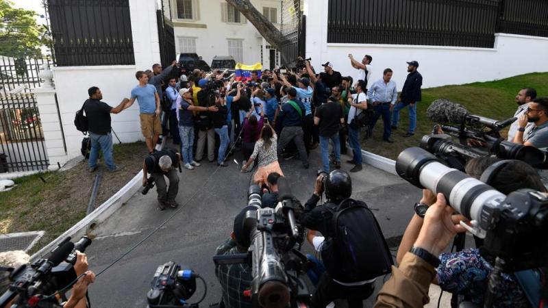 Leopoldo López incomoda a España