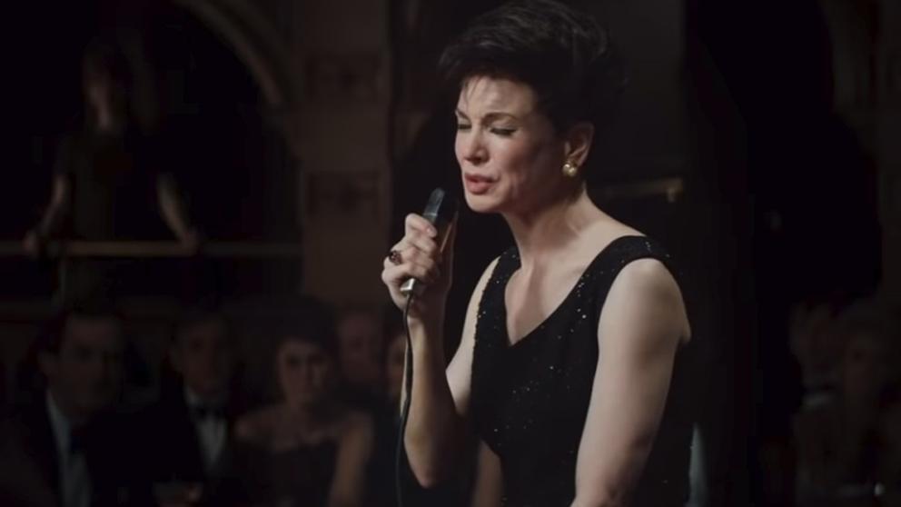 Renée Zellweger interpreta 'Somewhere Over the Rainbow' en el primer tráiler de Judy