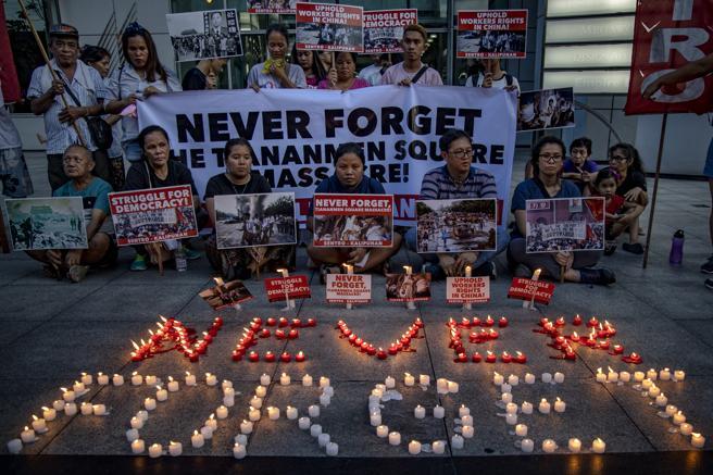 Los activistas por los derechos humanos piden no olvidar la tragedia