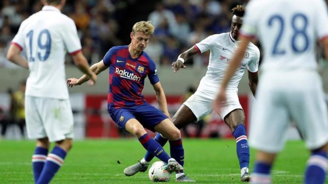 Horario y dónde ver el Vissel Kobe - Barça de la Rakuten Cup 2019