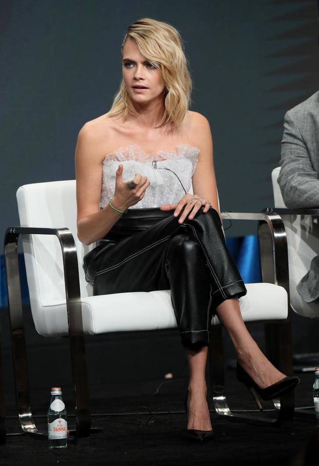 Cara Delevingne in the event of Amazon Prime Video in Beverly Hills