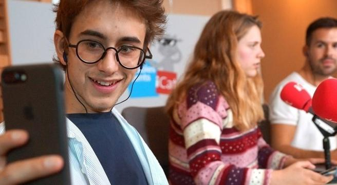 Teenagers can attend lectures and master classes during the festival