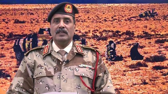 Alto el fuego en Libia tras diez meses de duros combates