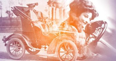 UNA PIONERA DEL MOTOR. Dorothy Levitt, la desconocida piloto que inspiró la creación del retrovisor