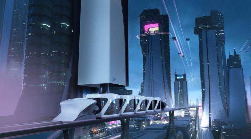 En 2035 viajaremos en tren  de forma superveloz, ecológica e inteligente